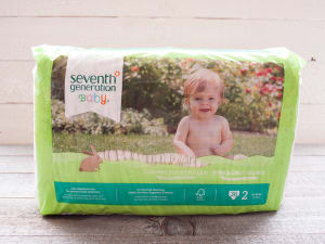 Disposable Diapers (Stage 2) 5-8 kg, 12-18 lbs- Code#: PC472