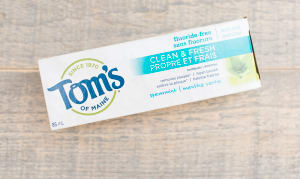 Clean & Fresh Spearmint Toothpaste- Code#: PC594