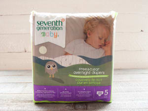 Overnight Diapers (Stage 5) 12+ kg, 27+ lbs- Code#: PC668
