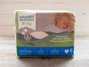 Overnight Diapers (Stage 6) 16+ kg, 35+ lbs- Code#: PC669