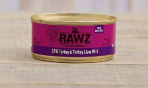 Turkey & Turkey Liver Pate Cat Food- Code#: PD0169