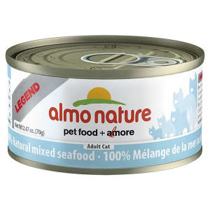 Mixed Seafood Cat Food- Code#: PD089