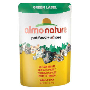 Green Label Chicken Breast Cat Food- Code#: PD099