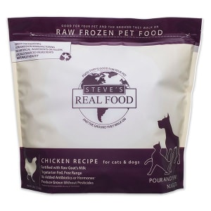 Free Range Raw Chicken Nuggets for Dogs & Cats (Frozen)- Code#: PD111