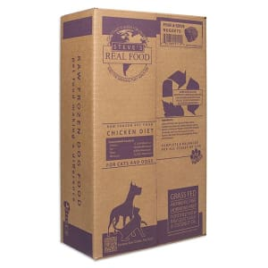 Free Range Raw Chicken Patties for Dogs & Cats (Frozen)- Code#: PD121