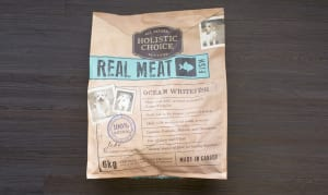 Ocean Whitefish Dog Food — No rendered meat!- Code#: PE1222
