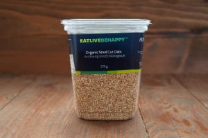 Organic Steel Cut Oats- Code#: PL043