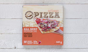 All Beef Pepperoni (Frozen)- Code#: PM017