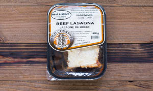 Beef Lasagna - Heat & Serve- Code#: PM256