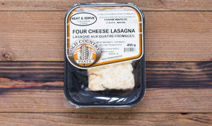Four Cheese Lasagna - Heat &Serve- Code#: PM259