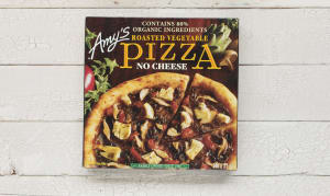 Organic Roasted Vegetable Pizza, No Cheese (Frozen)- Code#: PM275