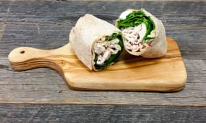 Chicken Hummus Wrap- Code#: PM3068
