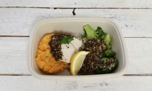 Quinoa Crusted Chicken- Code#: PM3280