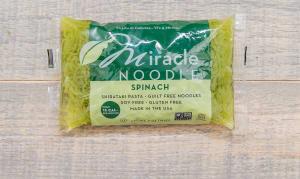Angel Hair Spinach Shirataki Noodles- Code#: PM3329