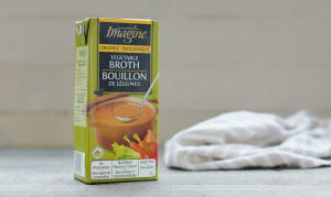 Organic Vegetable Broth- Code#: PM455