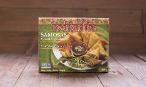 Mixed Vegetable Samosa (Frozen)- Code#: PM531