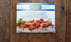 Chicken Tikka Masal With Basmati Rice (Frozen)- Code#: PM740