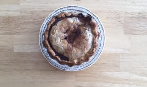 Organic Meat Pie (Frozen)- Code#: PM8050