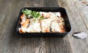 Homemade Vegetable Lasagne- Code#: PM8094
