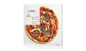 Grilled Vegetables, Mascarpone, and Pecorino Pizza (Frozen)- Code#: PM8119