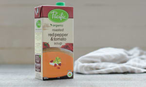 Organic Roasted Red Pepper & Tomato Soup- Code#: PM946