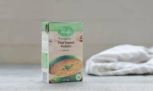 Hearty Thai Sweet Potato Soup- Code#: PM948