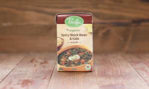 Organic Spicy Black Bean & Kale Soup- Code#: PM951