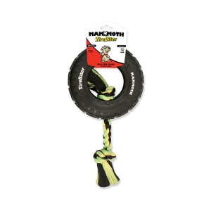 Tirebiter PawTracks with Cotton Rope - 6 - Code#: PS173