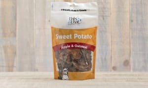 Sweet Potato with Apple & Oatmeal Treats- Code#: PT0195