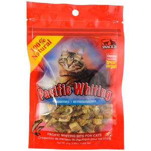 Pacific Whiting Strips for Cats- Code#: PT500