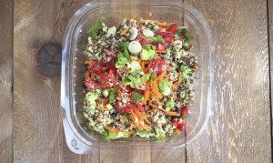 Moroccan Quinoa Salad- Code#: PM8018