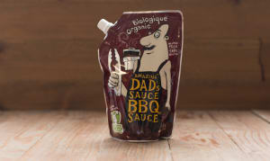 Organic Amazing Dad's BBQ Sauce - Original - Gluten Free!- Code#: SA008