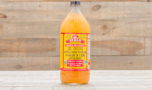 Organic Apple Cider Vinegar- Code#: SA0118