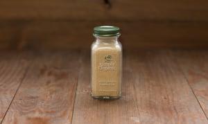 Organic Garlic Powder in Glass Bottle- Code#: SA0136