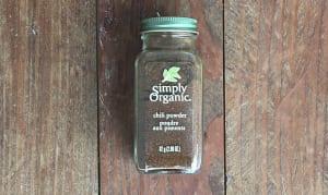 Organic Chili Powder- Code#: SA0137
