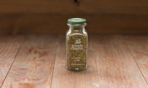 Organic Oregano Leaf in Glass Bottle- Code#: SA0140