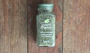 Organic Italian Seasoning in Glass Bottle- Code#: SA0141