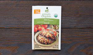 Organic Taco Seasoning- Code#: SA016