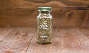 Organic Italian Seasoning- Code#: SA0235