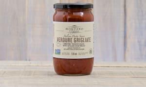 Organic Grilled Vegetable Pasta Sauce- Code#: SA0249