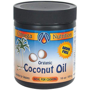 Organic Coconut Oil- Code#: SA043