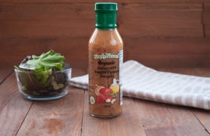 Organic Italian Roasted Pepper Dressing- Code#: SA045