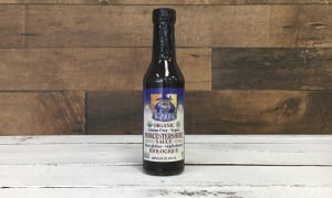 Organic Worcesteshire Sauce- Code#: SA047