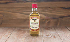 Organic Genuine Brewed Seasoned Rice Vinegar- Code#: SA066