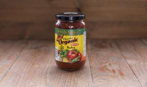 Organic Chunky Salsa, Medium- Code#: SA089