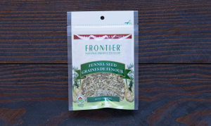 Organic Whole Fennel Seeds- Code#: SA0967