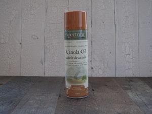 Expeller Pressed Canola Spray Oil- Code#: SA103
