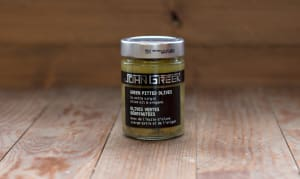 Pitted Green Olives in Olive Oil- Code#: SA1904