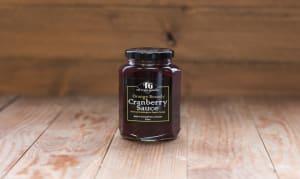Orange Brandy Cranberry Sauce- Code#: SA223