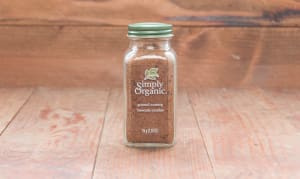 Organic Ground Nutmeg- Code#: SA257
